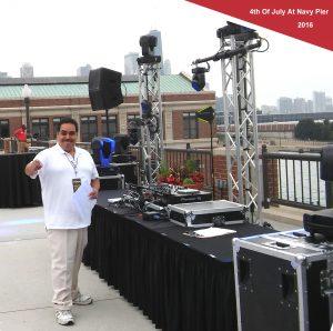 DJ Vargas and sound